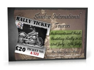 Rally Tickets 2015