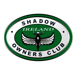SHOC - Ireland Badge