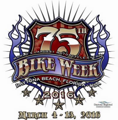 75th Bike Week