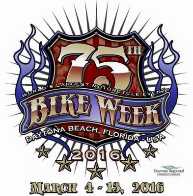 75th Bike Week