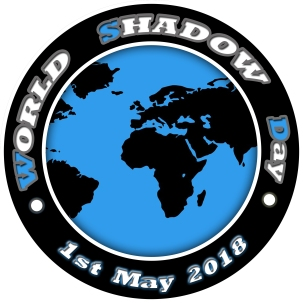 World Shadow Day 2018 Logo